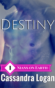 Destiny Male Cover